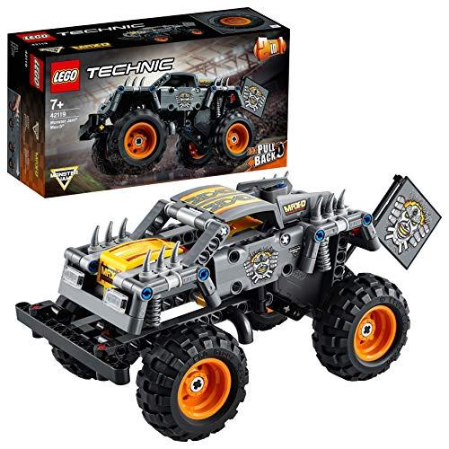 LEGO TechnicMonster Jam Max-D Truck 2 In 1 Set 42119 £13.99 + £24.49 NP @ Amazon