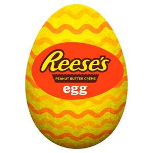 Reese's Peanut Butter Creme Egg 34g 25p instore @ Tesco Southgate Road