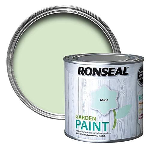 Ronseal Garden Paint Mint 250ml £2 + £4.49 NP @ Amazon