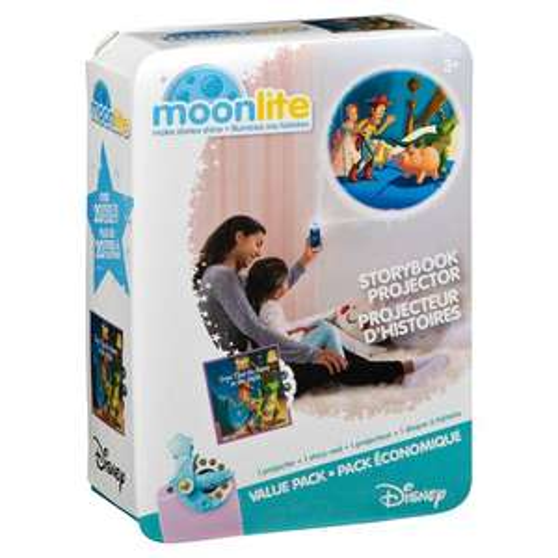 Moonlite Storybook Projector Reel - Disneys Pixar Toy Story £3.33 + £3.99 delivery @ The Entertainer