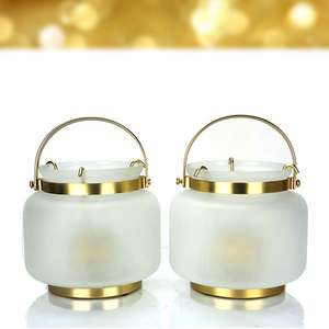 2 x Official Yankee Candle Frosted Glass Votive Lantern Holders £8.00 delivered @ Yankee Bundles