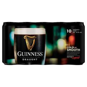 20 cans Draught Guinness for £16.00 @ Morrisons