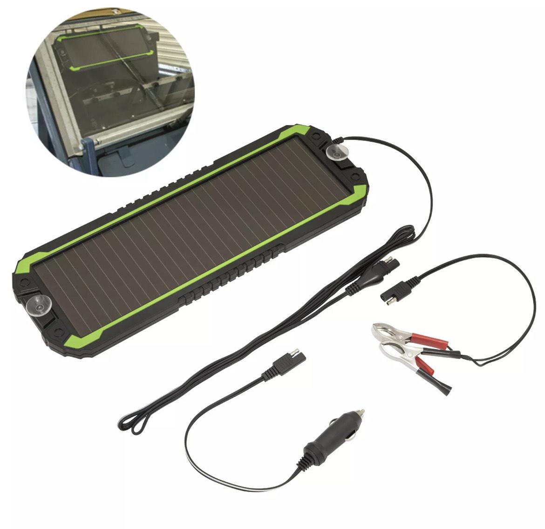 Sealey 12V Car, Van, Boat, Caravan, Camper Solar Panel Trickle Battery Charger £19.81 @ aceparts_uk / eBay