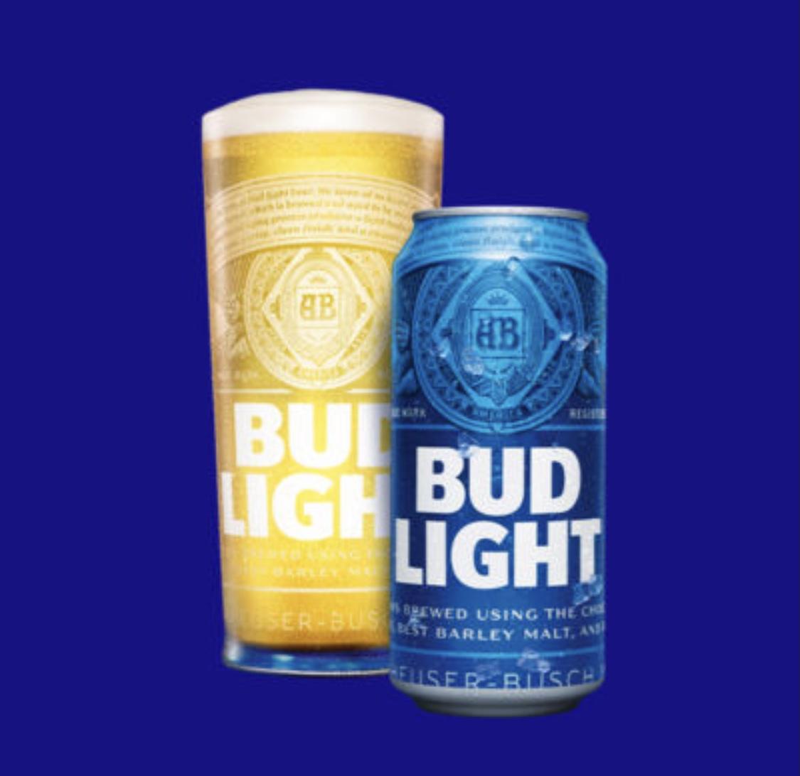 18 x 440ml Bud Light/Fosters/Carlsberg lager beer £10.97 @ Asda