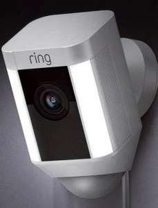 Ring Spotlight Cam Wired £142.99 @ Electrical Deals