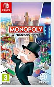 Monopoly for Nintendo Switch £7.49 @ Nintendo eShop