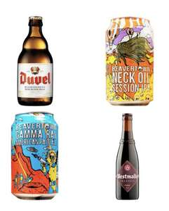 Beavertown | Duvel | Westmalle Trappist + Other Speciality Beers Mix & Match 3 for £5 @ Waitrose & Partners