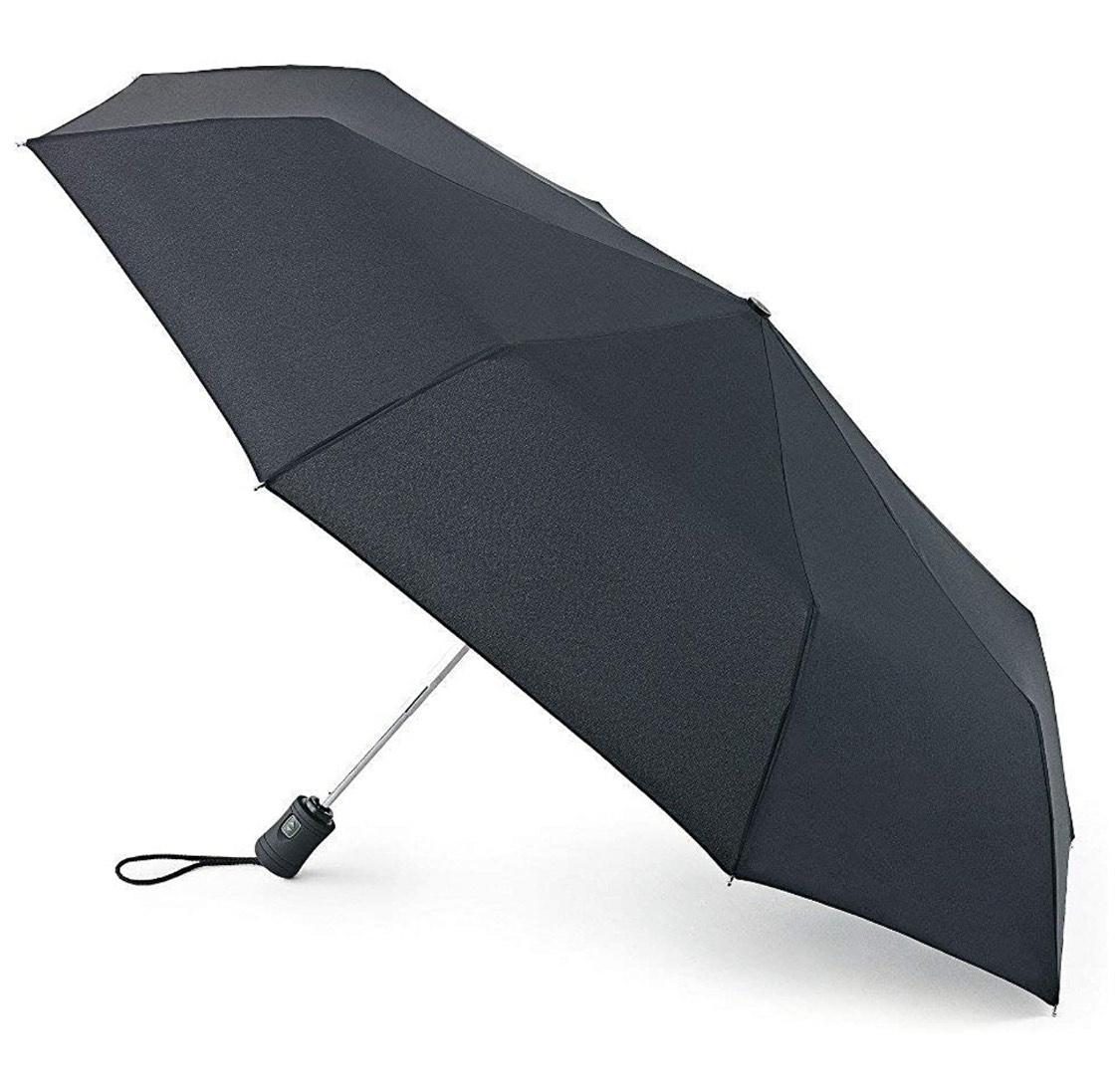 Fulton Open & Close 3 Umbrella Black £9.89 Prime at Amazon (+£4.49 non Prime)