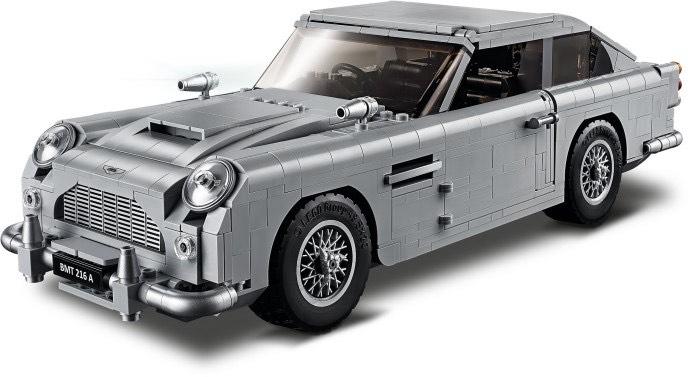 Lego Creator Expert James Bond Aston Martin DB5 10262 £115 from Jarrold