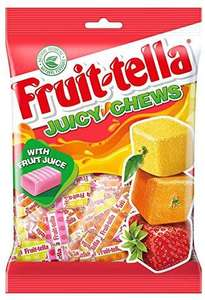 Fruittella Juicy Chews Sharing Bag, 170g (Pack of 8) £5.11 @ Amazon (£4.49 p&p non prime) £5.36 s&s