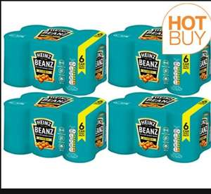 Heinz Baked Beans, 24 x 415g Costco warehouse and online £9.99 (+£5.99 Delivery)