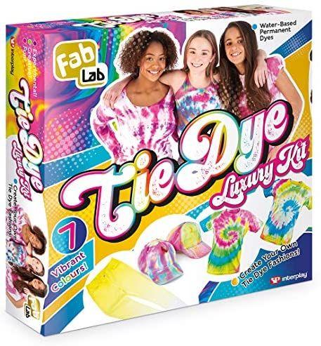 FabLab FL104 Tie Dye Kit £6.54 Prime at Amazon (+£3.99 non Prime)