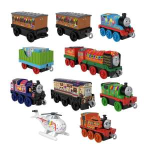 Fisher-Price Thomas & Friends Celebrate with Thomas £19.99 C&C 10 Pack Gift Train Set Plus Free Thomas & Friends Poster at The Entertainer