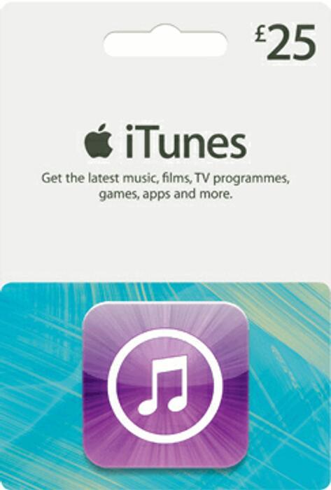 £25 iTunes Gift Card / Voucher - £20.99 @ CDKeys