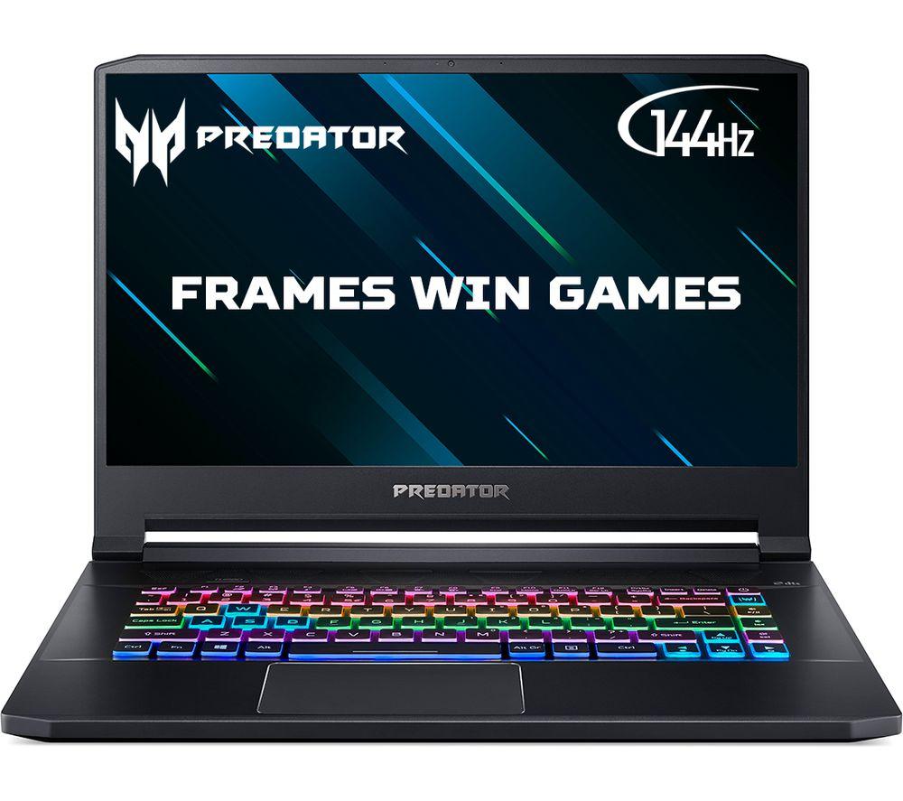 "ACER Predator Triton 500 15.6"" Gaming Laptop - Intel® Core™ i7, RTX 2070, 1 TB SSD £1,499 at Currys PC World"