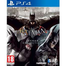 Batman Arkham Collection PS4 £16.95 @ The Game Collection