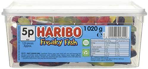 Haribo freaky fish £4.33 (+£4.49 Non Prime) @ Amazon