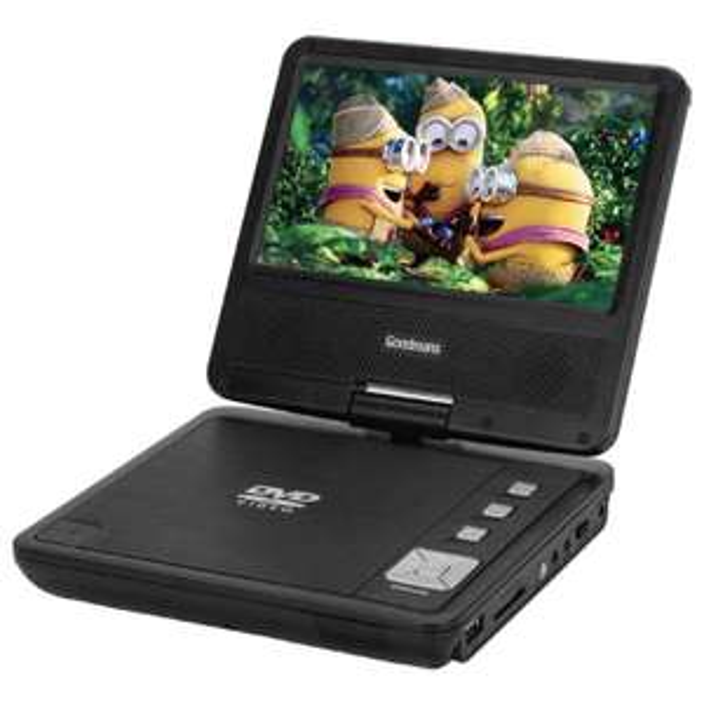 "Goodmans 7"" Portable DVD Player £39 at B&M Retail"