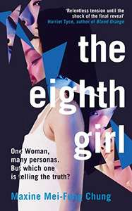The Eighth Girl by Maxine Mei-Fung Chun - Kindle edition for £2.59 @ Amazon