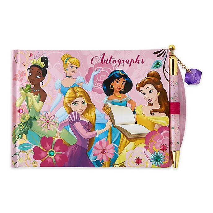 Disney Princess Autograph Book and Pen Set £1.99 +£3.95 delivery @ ShopDisney