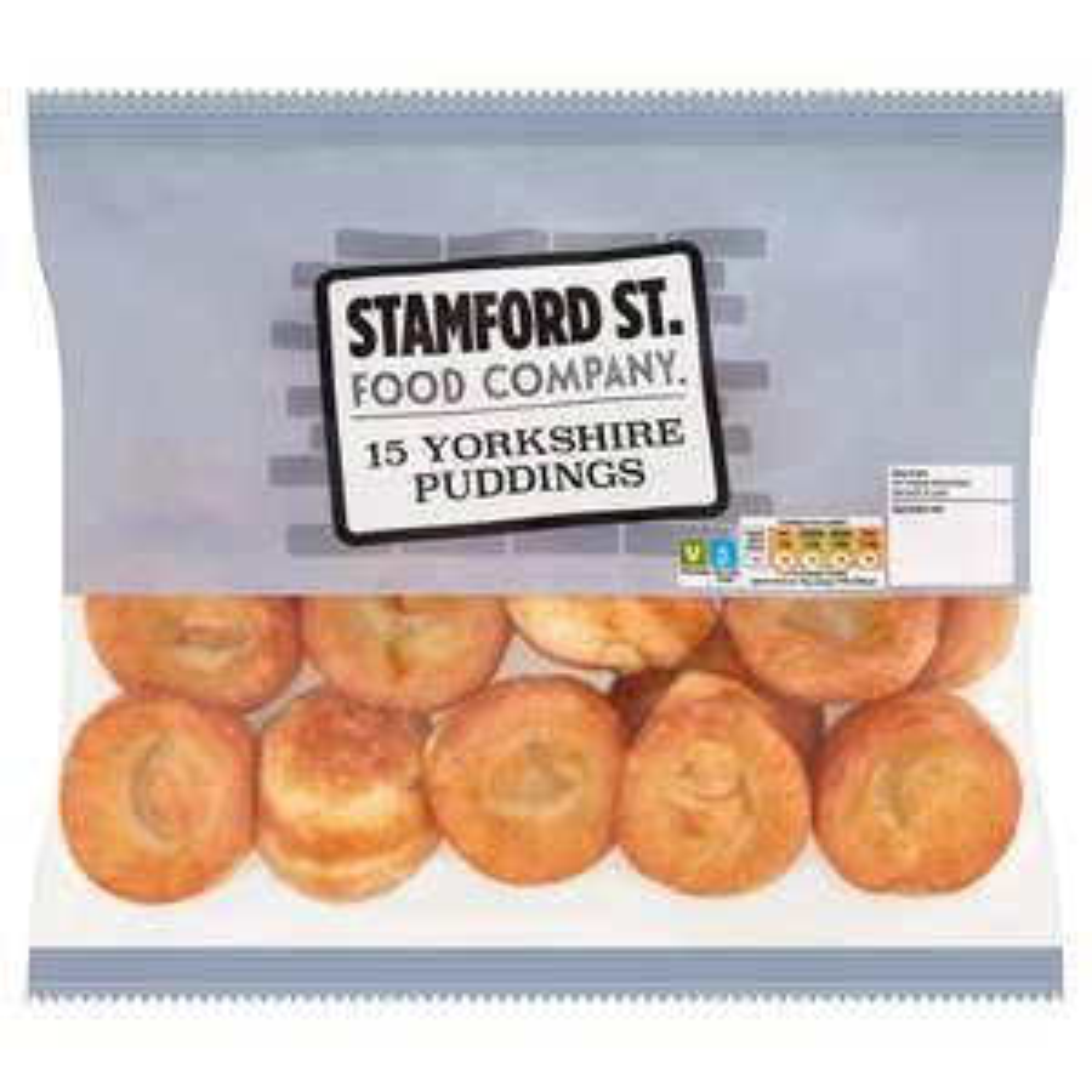 Stamford St. Yorkshire Puddings - 50p @ Sainsbury's