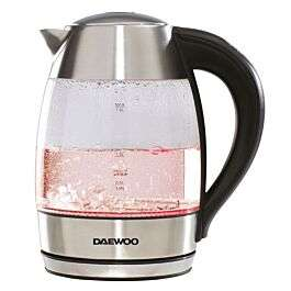 Daewoo SDA1670 2200W Digital Temperature Control 1.8L Kettle - Stainless Steel £29.94 delivered at Robert Dyas