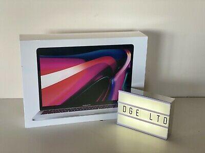 "APPLE MacBook Pro 13.3"" (2020) M1 256GB SSD Silver £1,089 at ebay dgeltd"