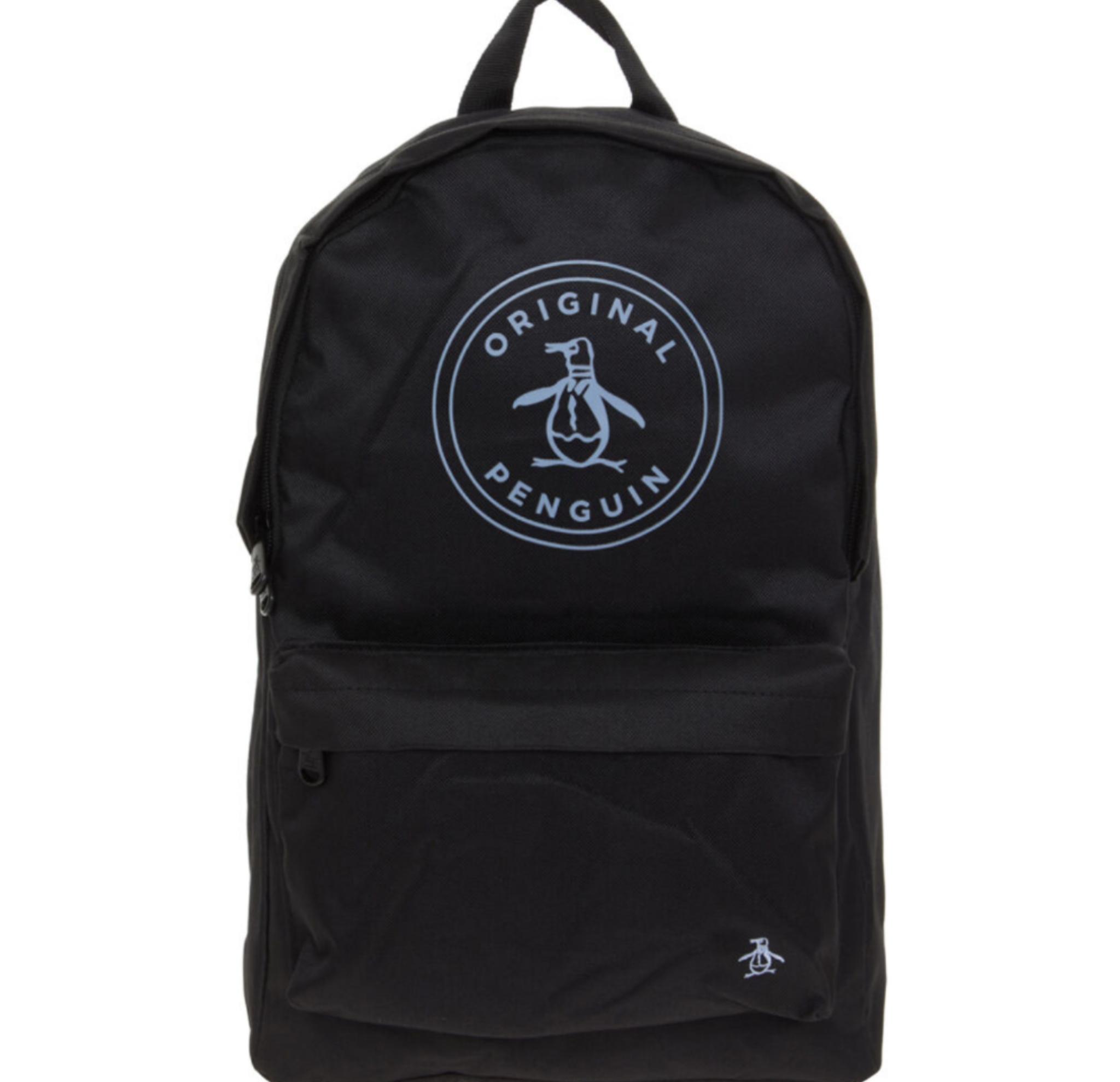 Original PENGUIN SEINE BACKPACK Laptop bag £10 +£3.99 delivery @ TK Maxx