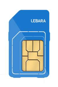 50% Off Selected Sim Only Plans Via Student Beans Including Unlimited Data For £12.50 For First Month Only @ Lebara Mobile