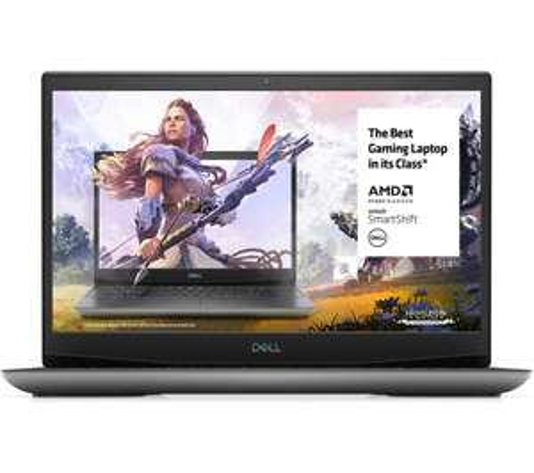 Dell Inspiron G5 15 5505 Gaming Laptop - Ryzen 5 4600H, Radeon RX 5600M, 144Hz - £694 at Currys