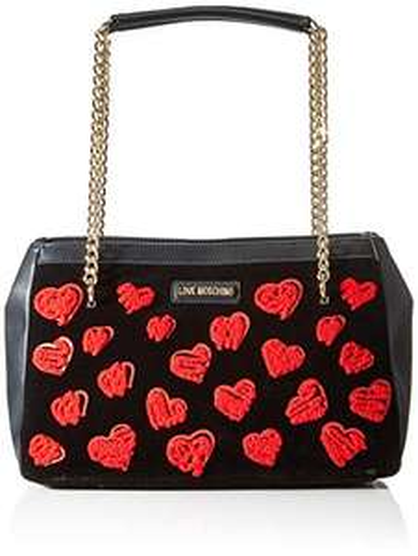 Love Moschino Velvet+PU Handbag £39.22 @ Amazon