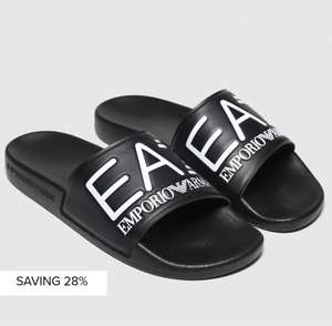 Ea7 Emporio Armani Flip Flops - £24.99 (Free Click & Collect/Free Home Delivery On £25 Spend/ Or £3 Click & Collect/Home Delivery) @ Schuh