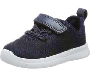 Baby boy's Clarks low top sneakers size 3.5 now £10.10 +£4.49 Non-Prime (UK Mainland) Sold by Amazon EU @ Amazon