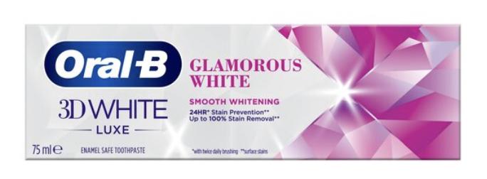 Oral B Glamorous Whitening Toothpaste - £2.50 @ Tesco