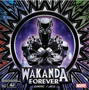 Wakanda Forever board game - £5.99 @ The Entertainer instore (+£3.99 for delivery online)