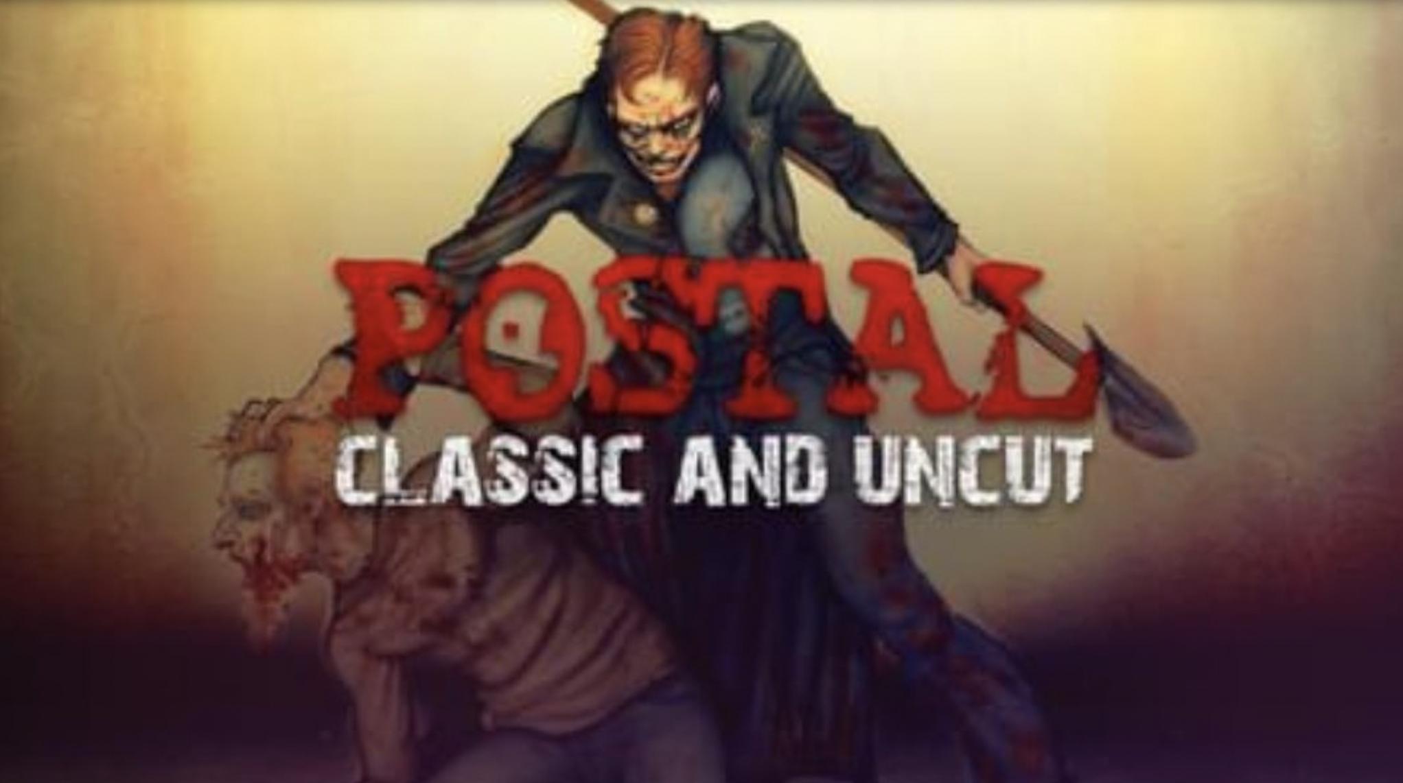 Postal Classic and Uncut (PC) - Free on GOG.com