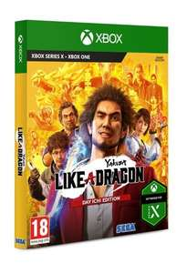 [Xbox One] Yakuza: Like A Dragon - Day Ichi Edition Inc Steelbook & Legends Costume Set - £21.85 delivered @ Shopto