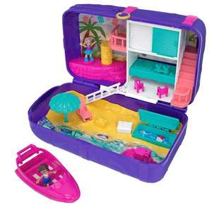 Polly Pocket 50% off Beach Vibes - £10 @ The Entertainer (Free Click & Collect)