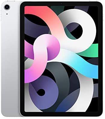 New Apple iPad Air (10.9-inch, Wi-Fi, 256GB) - Silver (Latest Model, 4th Generation) £649.97 at Amazon