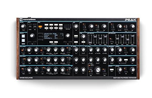 Novation Peak 8-Voice Desktop Polyphonic Synthesiser £809 at Amazon