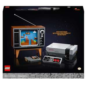 LEGO Super Mario 71374 Nintendo Entertainment System - £179.99 + Free Carry Case (Free Delivery & C&C) @ Smyths