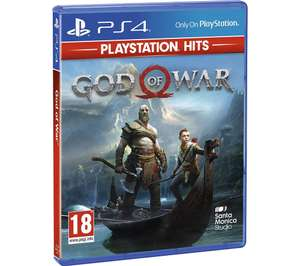 [PS4 Hits - £7.99 each] i.e. Horizon Zero Dawn / Last of Us / God of War / Uncharted £7.99 Delivered @ Currys