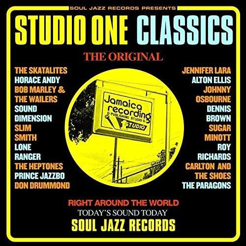Studio one - Classics (2 xlp) vinyl £18.35 prime £21.34 nonprime at Amazon