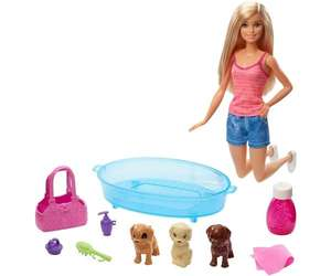 Barbie puppy bath time - £10.99 Delivered @ Bargainmax