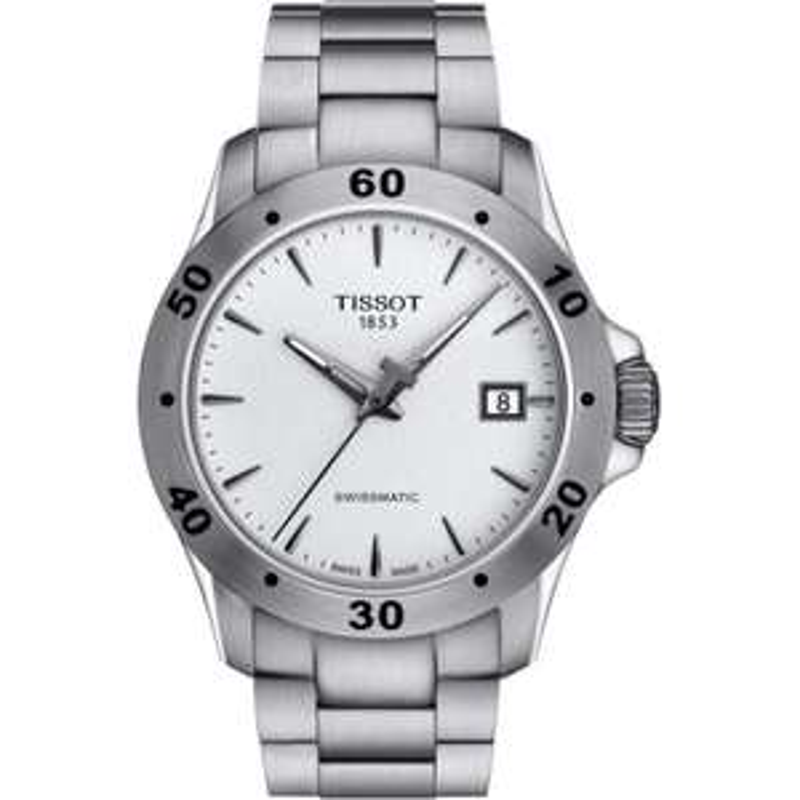 Men's Tissot V8 Swissmatic Watch T1064071103101 £227.50 with code @ Watchshop