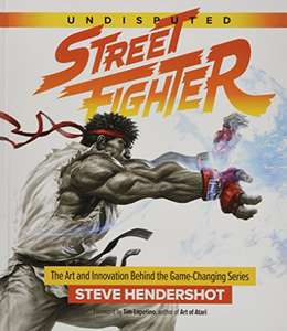 Undisputed Street Fighter: A 30th Anniversary Retrospective Hardcover book £18.90 @ Amazon