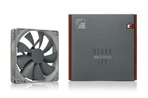 Noctua NF-P14s redux-1500 PWM, High Performance Cooling Fan, 4-Pin, 1500 RPM (140mm, Grey) £13.99 (+£4.49 Non Prime) @ Sold by NOCTUA & FBA