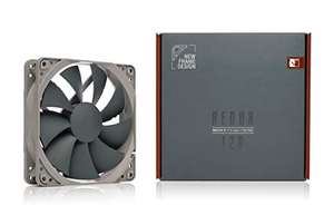 Noctua NF-P12 redux-1700 PWM, High Performance Cooling Fan, 4-Pin, 1700 RPM (120mm, Grey) - £12.48 (+£4.49 Non Prime) @ Sold by NOCTUA & FBA
