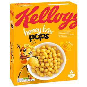 Kellogg's Honey Pops Cereal 375g ( bought Swinton ) £1 @ B&M Bargains