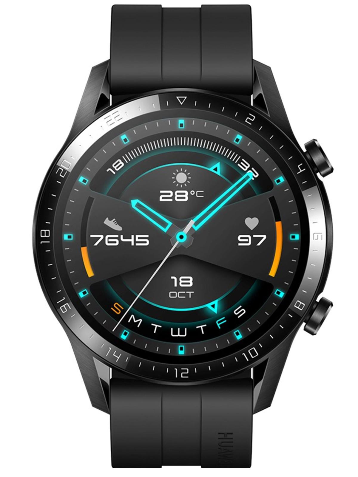 Huawei GT2 Smart Watch – Matte Black £95 at ElekDirect (UK Mainland)